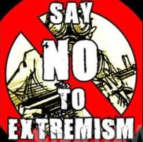 В рамках обучения населения поведению в условиях ЧС: Памятка по профилактике экстремизма