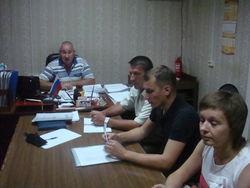 В Черниговском поселении обсудили подготовку к ОЗП
