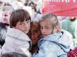 Жители Черниговского поселения внесли свой вклад в акцию помощи населению Южной осетии