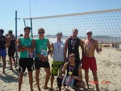 Мы стали призерами Чемпионата!