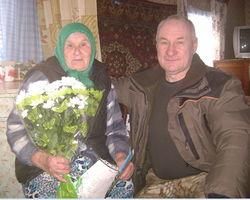 85 - летний юбилей Грищенко Веры Михайловны