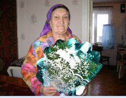 85-летний юбилей Литвиненко Надежды Гордеевны