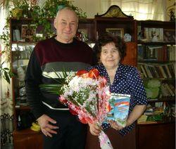 85-летний юбилей Маткобог Антонины Михайловны