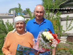 85 - летний юбилей Симоненко Ольги Фёдоровны!
