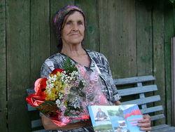 85 - летний юбилей Шаповал Александры Семёновны!