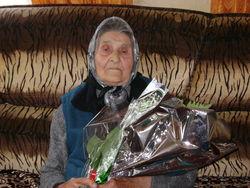 90 - летний юбилей Дъяченко Александры Петровны!