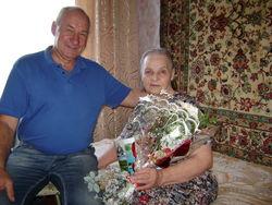 85 - летний юбилей Скрипочниковой Нины Гавриловны!
