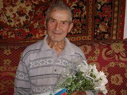 85 - летний юбилей Оверченко Павел Петрович!