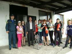 Администрация Черниговского сельского поселения предупреждает о соблюдении правил пожарной безопасности!