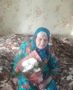 14 ноября 2018 года 95 -летний юбилей отпраздновала жительница с. Алтыновка Калашник Анна Аврамовна