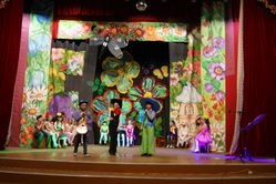 Детский мюзикл «Незнайка в Солнечном городе»